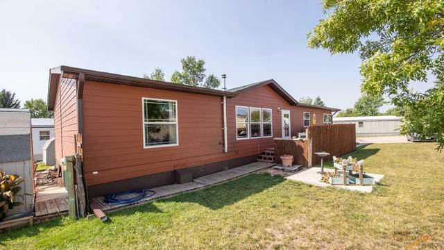 1702 E Hwy 44, Rapid City, SD 57703 (MLS #151236) :: Dupont Real Estate Inc.