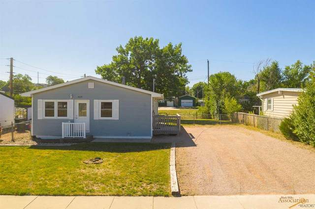 1029 St Francis, Rapid City, SD 57701 (MLS #151238) :: Heidrich Real Estate Team