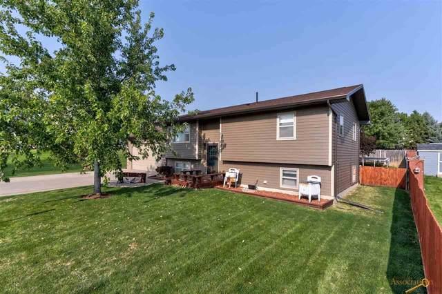 2621 Moose Dr, Sturgis, SD 57785 (MLS #151241) :: Heidrich Real Estate Team