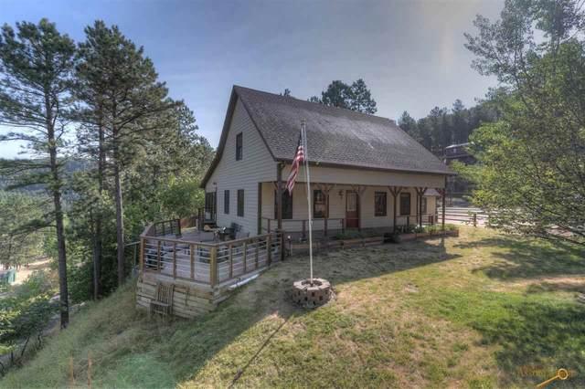 620 Caseys Ct, Keystone, SD 57751 (MLS #151250) :: VIP Properties