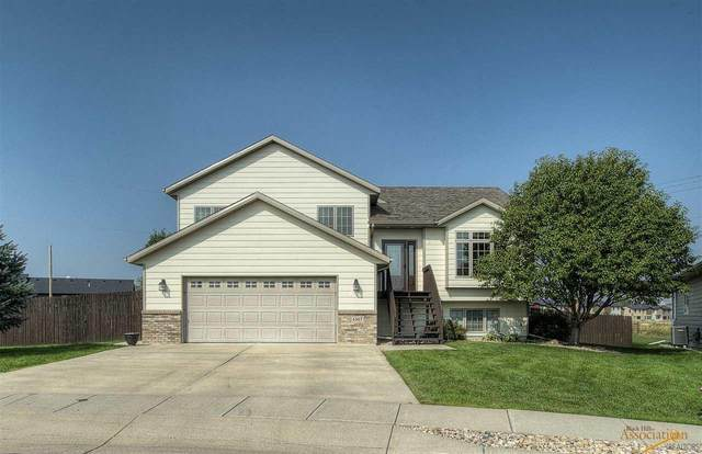 4307 Henry Ct, Rapid City, SD 57701 (MLS #151252) :: Black Hills SD Realty