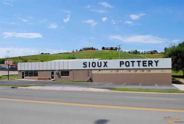 1441 E St Joseph, Rapid City, SD 57701 (MLS #151256) :: Dupont Real Estate Inc.