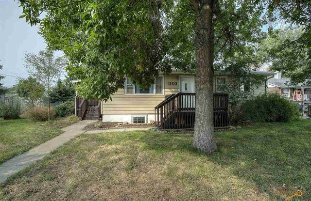 1103 Blaine Ave, Rapid City, SD 57701 (MLS #151257) :: Dupont Real Estate Inc.