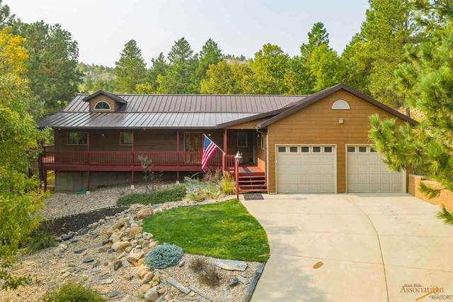 24627 Iron Mountain Rd, Keystone, SD 57751 (MLS #151272) :: Dupont Real Estate Inc.
