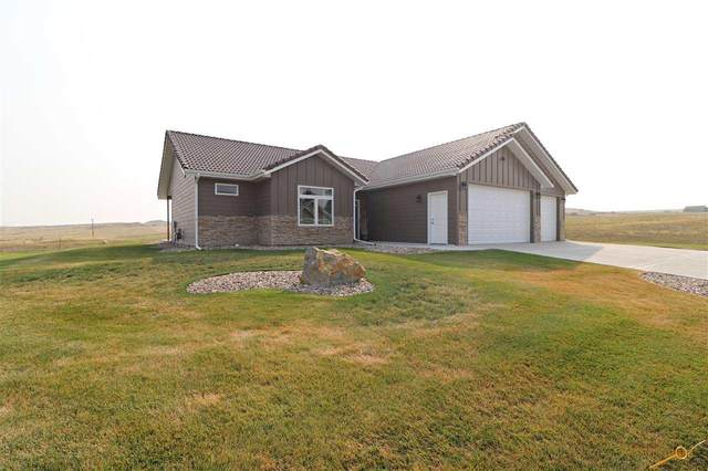 3621 Ping Dr, Rapid City, SD 57703 (MLS #151273) :: Dupont Real Estate Inc.