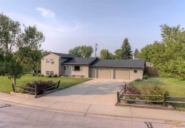 5800 W Elmwood Dr, Black Hawk, SD 57718 (MLS #151281) :: Dupont Real Estate Inc.