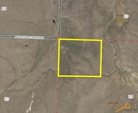 tbd Antelope Creek Rd, Caputa, SD 57703 (MLS #151284) :: Dupont Real Estate Inc.