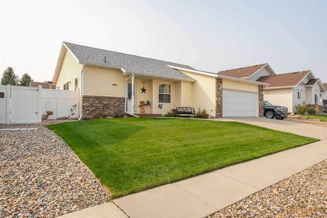 621 Earleen St, Rapid City, SD 57701 (MLS #151285) :: Dupont Real Estate Inc.