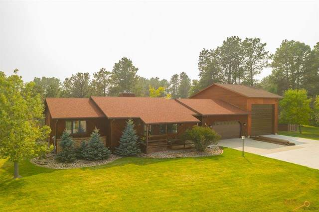 8465 Heather Dr, Rapid City, SD 57702 (MLS #151289) :: Dupont Real Estate Inc.