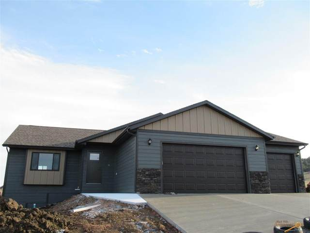 4649 Coal Bank Dr, Rapid City, SD 57701 (MLS #151292) :: Christians Team Real Estate, Inc.