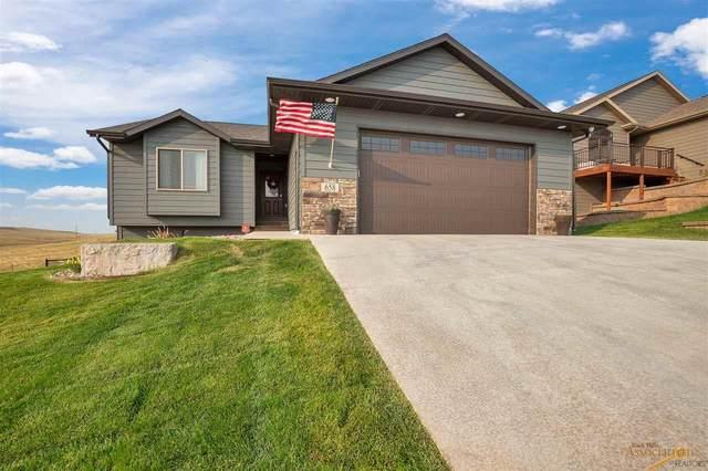 658 Braelynn Ln, Rapid City, SD 57703 (MLS #151297) :: Heidrich Real Estate Team