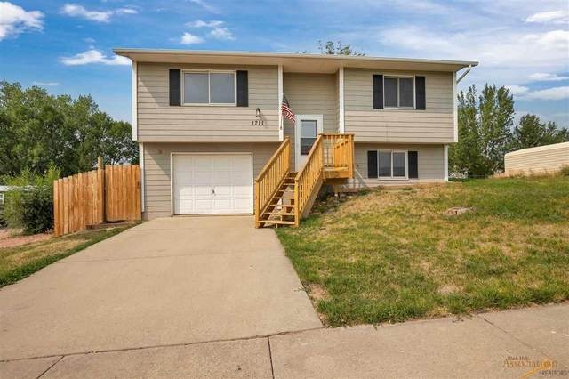 1711 Plateau Ln, Rapid City, SD 57703 (MLS #151298) :: Christians Team Real Estate, Inc.