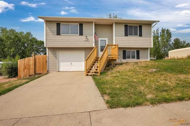 1711 Plateau Ln, Rapid City, SD 57703 (MLS #151298) :: Heidrich Real Estate Team