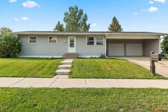800 Stanley, Belle Fourche, SD 57717 (MLS #151299) :: Christians Team Real Estate, Inc.