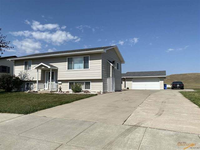290 Viking Dr, Rapid City, SD 57701 (MLS #151303) :: Dupont Real Estate Inc.