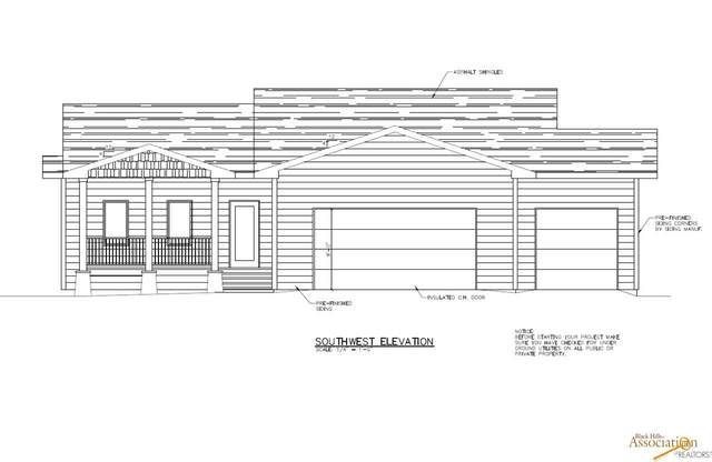 2812 Horizon Pointe, Rapid City, SD 57701 (MLS #151305) :: Dupont Real Estate Inc.