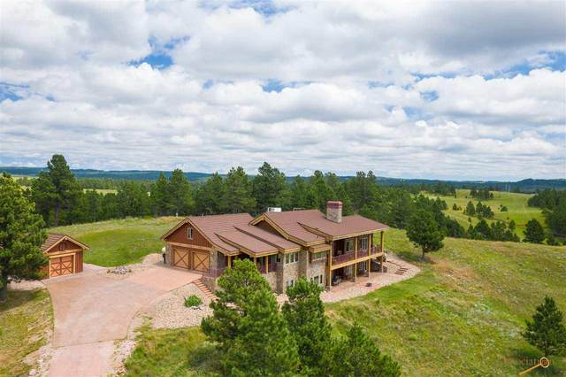 26850 Stage Stop Rd, Custer, SD 57730 (MLS #151311) :: Heidrich Real Estate Team