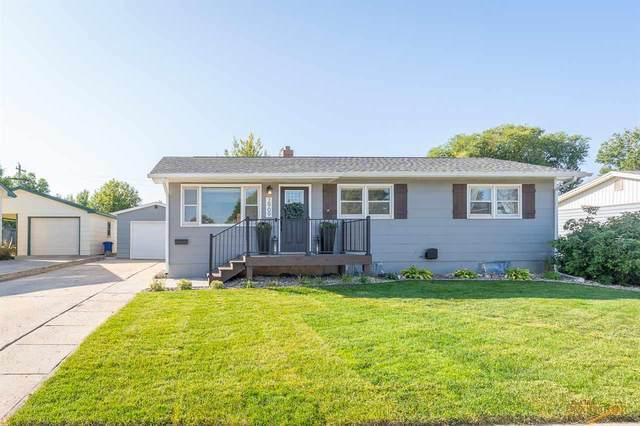2909 W St Anne, Rapid City, SD 57702 (MLS #151313) :: Black Hills SD Realty