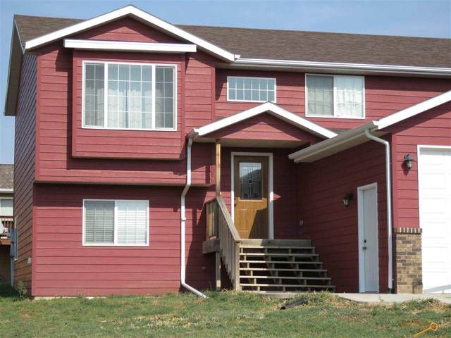 336 Big Badger Dr, Box Elder, SD 57719 (MLS #151321) :: Heidrich Real Estate Team