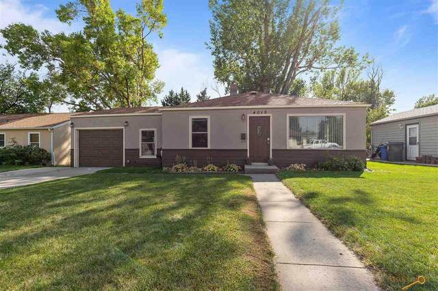 4019 W St Louis, Rapid City, SD 57702 (MLS #151326) :: Heidrich Real Estate Team