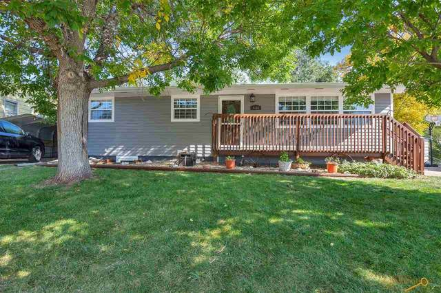 4606 Wentworth Dr, Rapid City, SD 57702 (MLS #151333) :: Dupont Real Estate Inc.