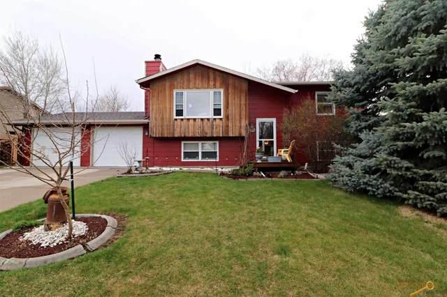 4425 Steeler Ln, Rapid City, SD 57701 (MLS #151338) :: Heidrich Real Estate Team
