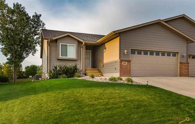633 Auburn Drive, Rapid City, SD 57701 (MLS #151346) :: Heidrich Real Estate Team