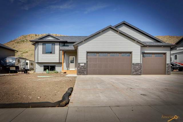 551 Antietam Dr, Box Elder, SD 57719 (MLS #151348) :: VIP Properties