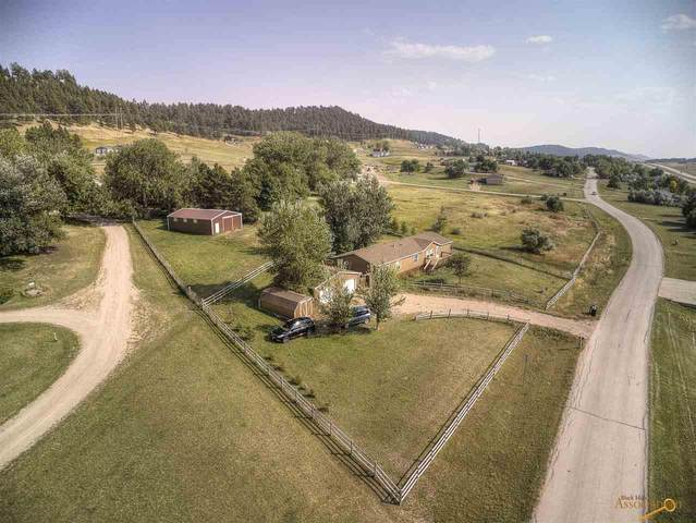 8016 Blucksberg Dr, Sturgis, SD 57785 (MLS #151352) :: Black Hills SD Realty