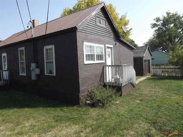 830 7TH, Strugis, SD 57785 (MLS #151353) :: Heidrich Real Estate Team