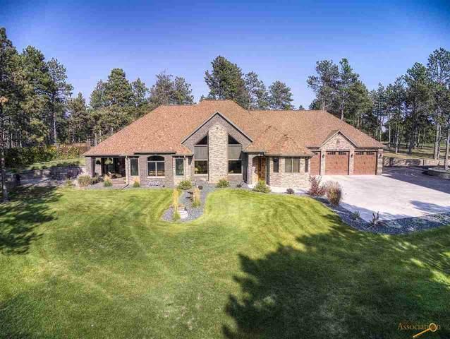 13505 Frontier Loop, Piedmont, SD 57769 (MLS #151354) :: VIP Properties