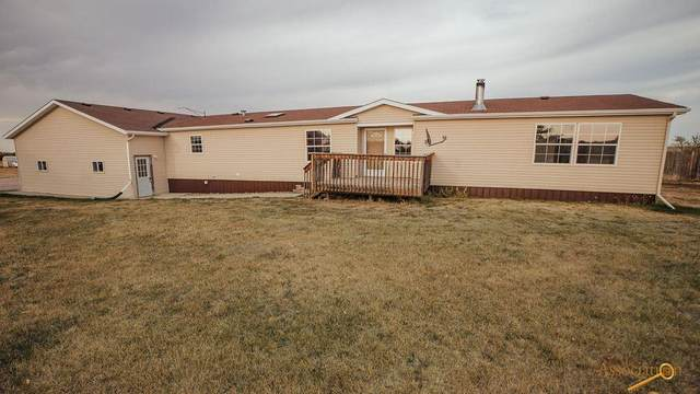 307 Kelly Ave, Wall, SD 57790 (MLS #151367) :: Heidrich Real Estate Team