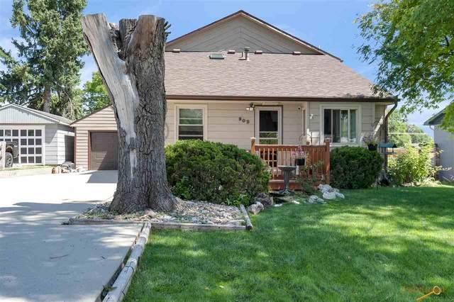 802 Roubaix Dr, Rapid City, SD 57702 (MLS #151369) :: VIP Properties