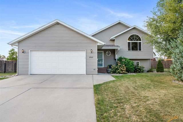 2503 Shad, Rapid City, SD 57703 (MLS #151382) :: VIP Properties