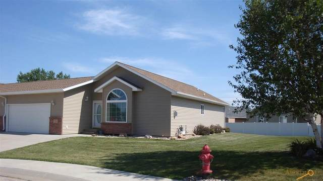 3504 Maddy Anne Ct, Rapid City, SD 57701 (MLS #151401) :: Heidrich Real Estate Team