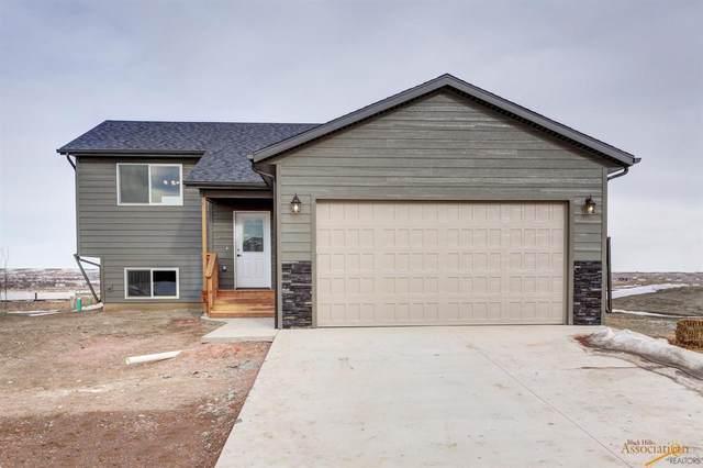 6443 Abelia St, Rapid City, SD 57703 (MLS #151407) :: Black Hills SD Realty
