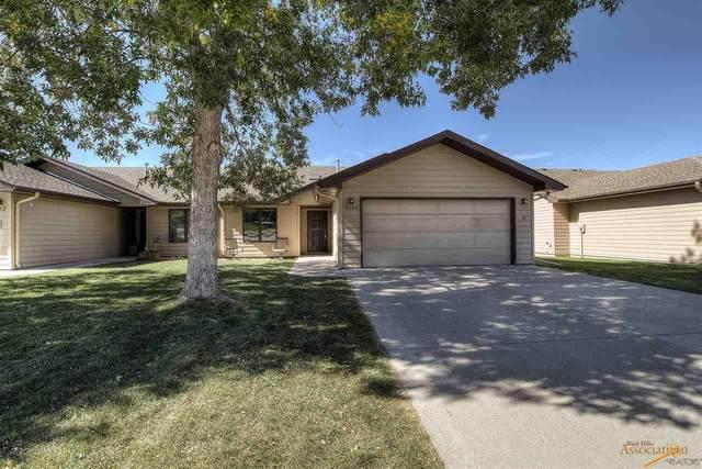 4145 Pinehurst Cir, Rapid City, SD 57702 (MLS #151411) :: Heidrich Real Estate Team