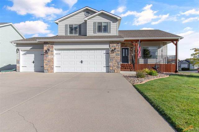 4102 Troon Ct, Rapid City, SD 57702 (MLS #151418) :: Heidrich Real Estate Team