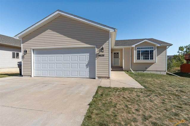4626 Three Rivers Dr, Rapid City, SD 57701 (MLS #151421) :: Heidrich Real Estate Team