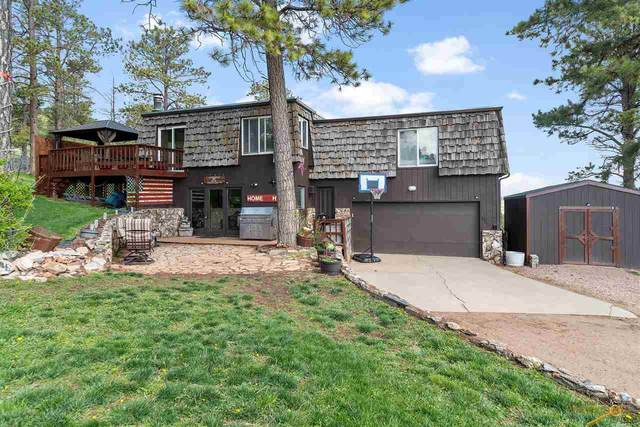 21049 Pleasant Valley Dr, Sturgis, SD 57785 (MLS #151431) :: Heidrich Real Estate Team