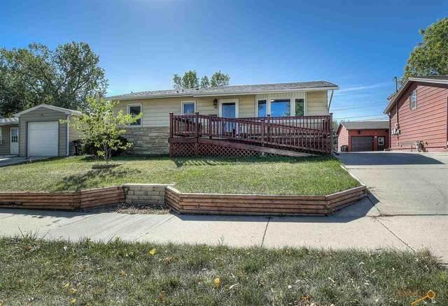 509 E Waterloo, Rapid City, SD 57701 (MLS #151433) :: Heidrich Real Estate Team