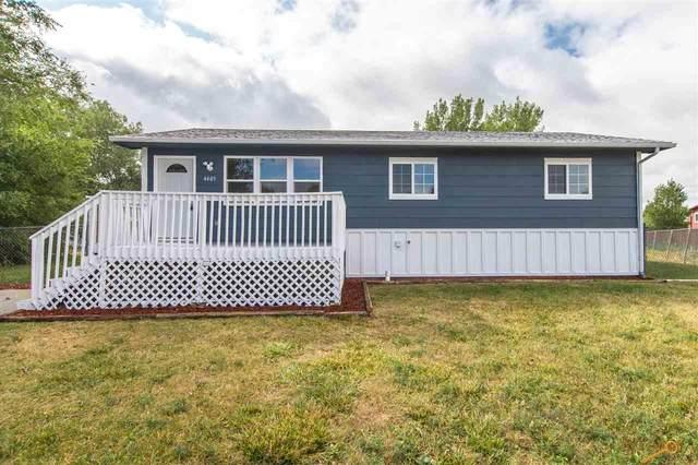 4605 J Ct, Rapid City, SD 57703 (MLS #151435) :: Black Hills SD Realty
