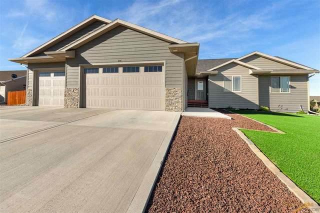 306 Sapphire Ln, Rapid City, SD 57701 (MLS #151438) :: Heidrich Real Estate Team