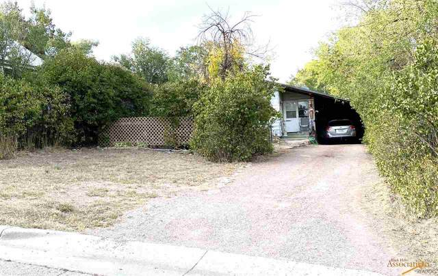 2314 Wilson Ave, Hot Springs, SD 57747 (MLS #151451) :: Heidrich Real Estate Team