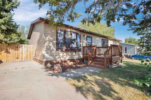 1410 N 7TH, Rapid City, SD 57701 (MLS #151454) :: Black Hills SD Realty