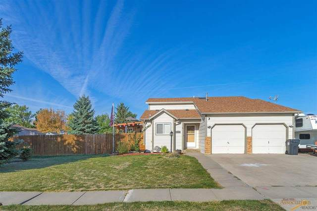 1407 Copperfield Dr, Rapid City, SD 57703 (MLS #151484) :: Black Hills SD Realty