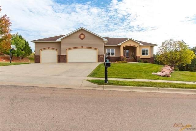 6540 Prestwick Rd, Rapid City, SD 57702 (MLS #151488) :: Heidrich Real Estate Team