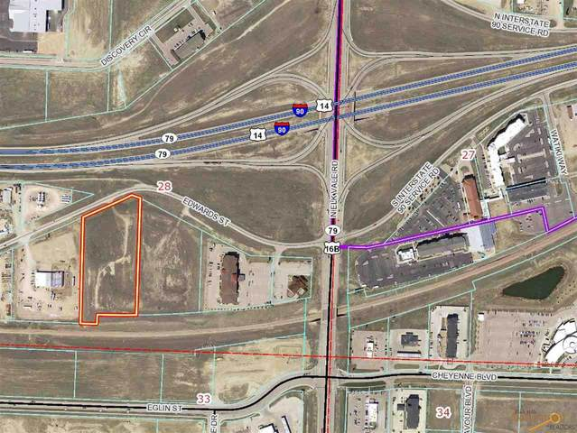 3637 Edwards St, Rapid City, SD 57701 (MLS #151489) :: Heidrich Real Estate Team
