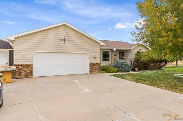 734 Arthur Pl, Rapid City, SD 57701 (MLS #151493) :: VIP Properties