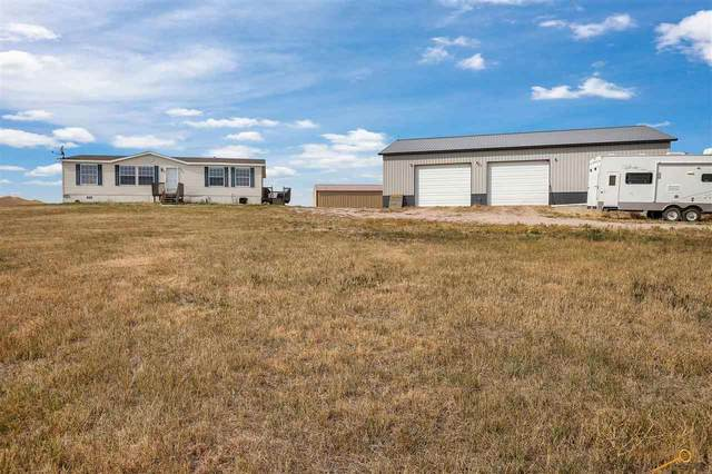 22241 Spur Ct, Piedmont, SD 57769 (MLS #151498) :: Black Hills SD Realty